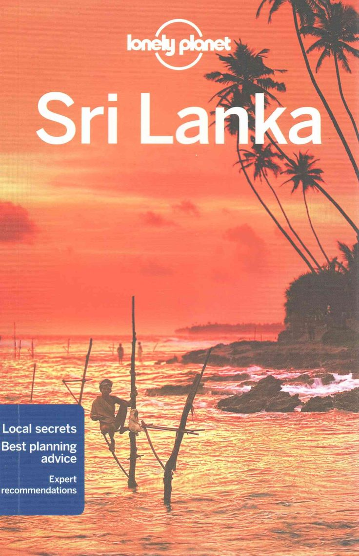 #VisitSriLanka Lonely Planet: The world's leading travel guide publisher Lonely Planet Sri Lanka is your passport to the most relevant, up-to-date advice on what to see and skip, and what hidden discoveries await yo