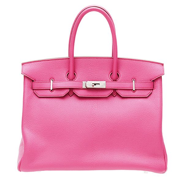 Lecrin Boutique Tokyo Hermes Birkin Bag Pink Orange Chevre Goatskin Silver Hardware Purchase Now To Aculate Reedemable Points