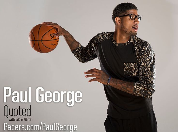 Paul George (Forward/Guard) was drafted by the Pacers as the 10th overall pick of the 2010 NBA draft. In 2013, he was selected to play in his first NBA All-Star Game, received the NBA Most Improved Player Award, and was named to All-NBA Third Team and All-Defensive Second Team.