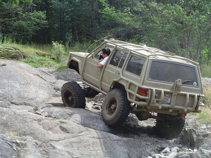 17 best images about chief cherokee ideas on pinterest - Jeep cherokee exterior roll cage ...