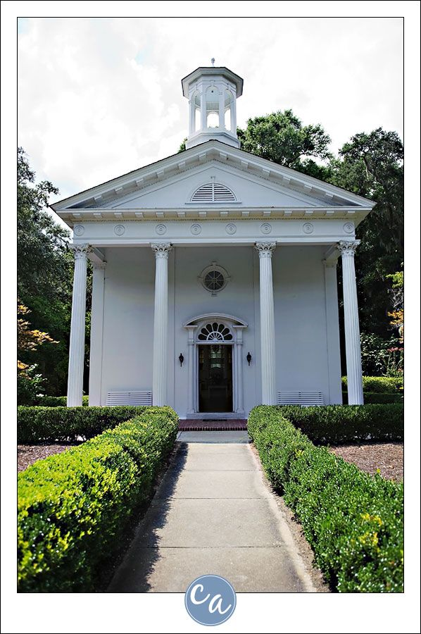 Luola S Chapel Built On Orton Plantation Featured In Walk To Remember