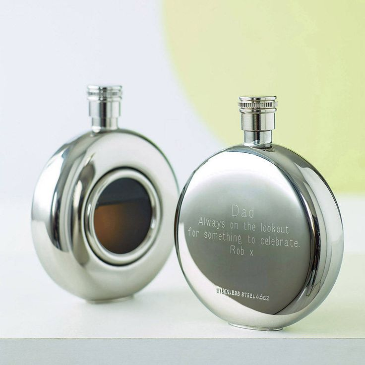 Are You Interested In Our Round Window Hip Flask Engraved With Personalised Hipflask Need Look No Further