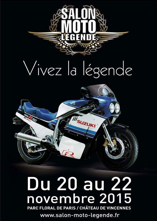 18ème Salon Moto Légende