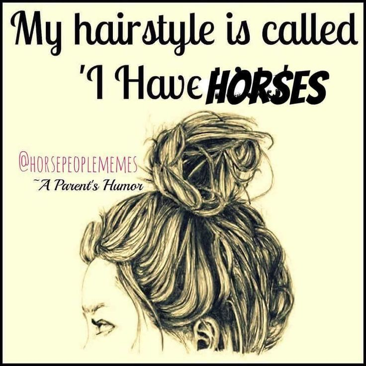 O u so know it. Best hair do for me is a ponytail and a ball cap :)