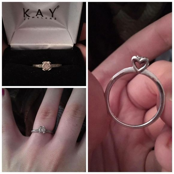 Ring Kay jewelers promise ring Kay Jewelers Jewelry Rings