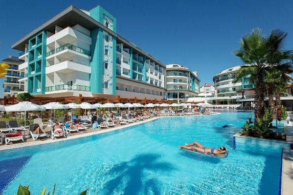 Törökország / Török Riviéra / Side Seashells Resort 5*