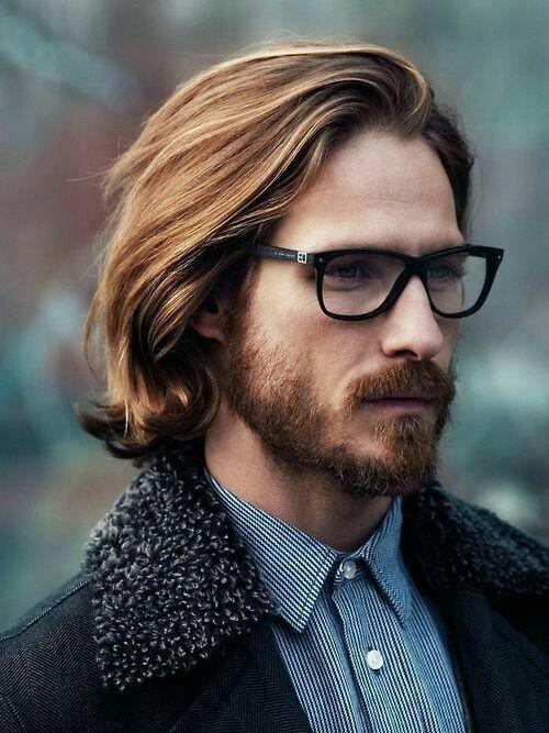 Medium hairstyles for men                                                       …