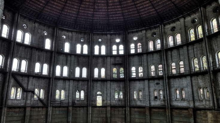 Opuszczone miejsca - Fotokomórka
