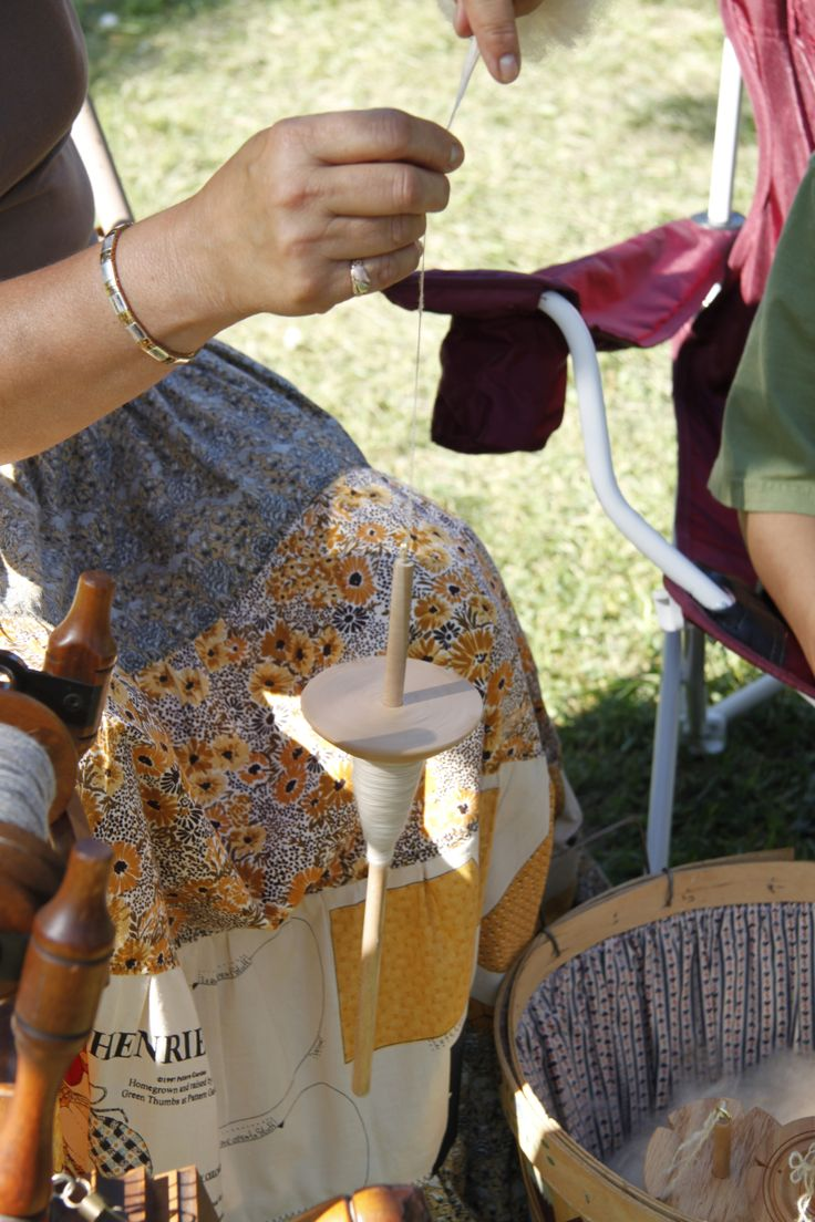 Spinning-Textile Artists