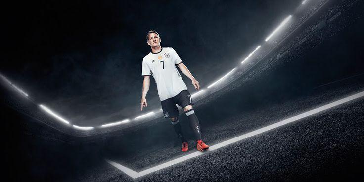 Germany Euro 2016 Kits Revealed - Footy Headlines