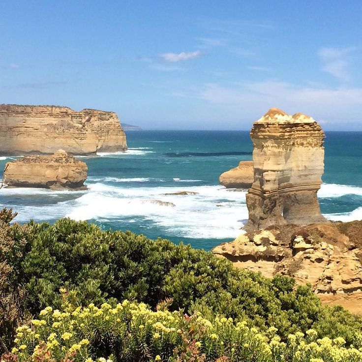 Spent most of today saying 'oh my god'. #greatoceanroad #neverwantoleave #stunning #happiness