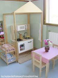 Risultati immagini per angoli spazi per allestimento classe scuola materna