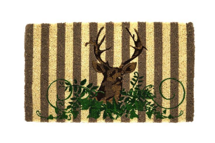 """Gift Company 40121 Zerbino """"testa di cervo"""" 44x74 cm"""