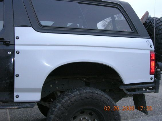 24 best images about Bronco Bumpers on Pinterest   Ford ...