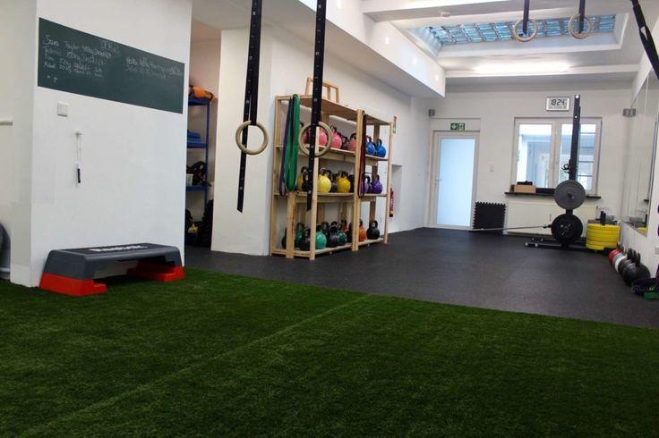 Personal Training Studio, funcFIT, großer Trainingsraum