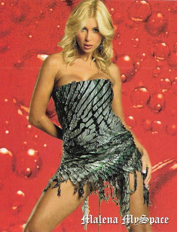 Malena Gracia Nude Photos 27