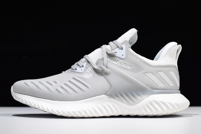 1c45d4165eaf7 adidas AlphaBounce Beyond 2 M Grey White BD7095 in 2019