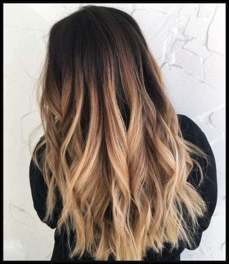 10 Mittellange Haarfarbe Heaven - Beige - Braun - Blonde