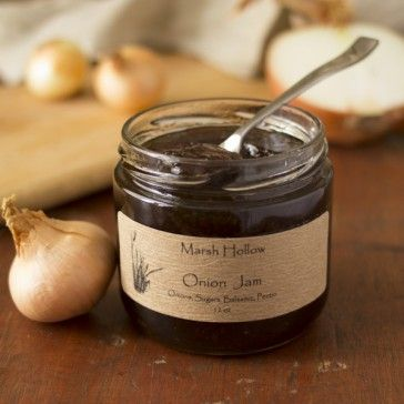 Marsh Hollow, based in Vermont, makes artisan jams, jellies and condiments in non-traditional varieties using locally grown produce when available. Try these delicious products on www.jackeez.com