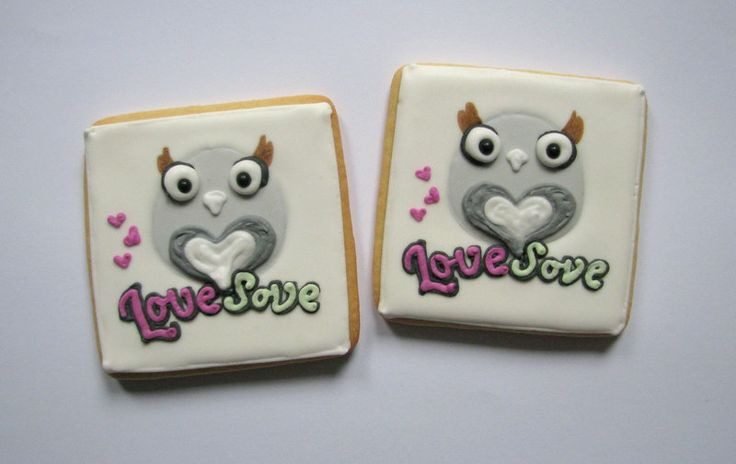 Love Sove company cookies for customers