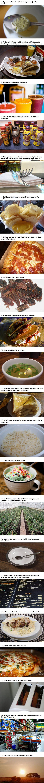 Food epiphanies