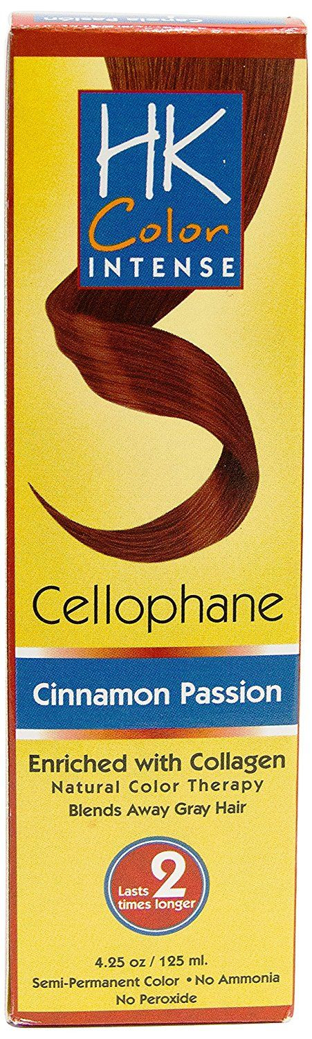 HK Colors Semi Permanent Hair Dye, Cinnamon Passion, 24 Count * Check out the image by visiting the link.
