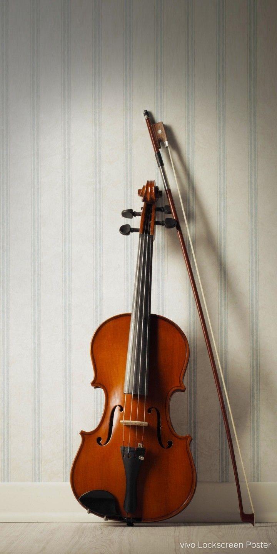 Violine Dengan Gambar Ruang Musik Musik Dekorasi
