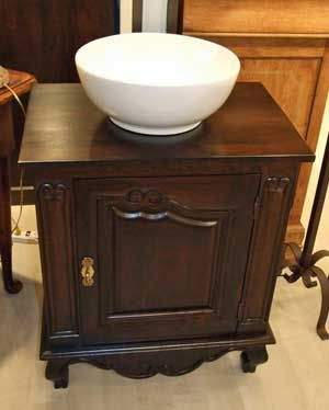 31 Best Images About Blue Bathroom On Pinterest White Vanity Basin Sink And Antique Vanity