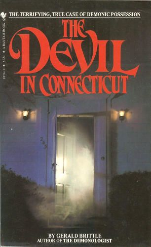 The Devil in Connecticut by Gerald Brittle (1983 Paperback)