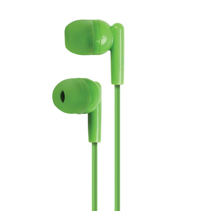 GoGo Tech Noise-Isolating Earbuds with Cushions
