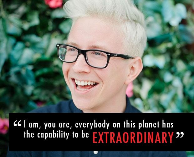 TYLER-OAKLEY-QUOTE | The Streamy Awards