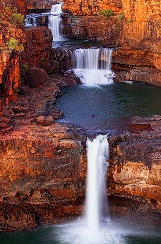 Mitchell Falls, Kimberley, Western Australia, Australia