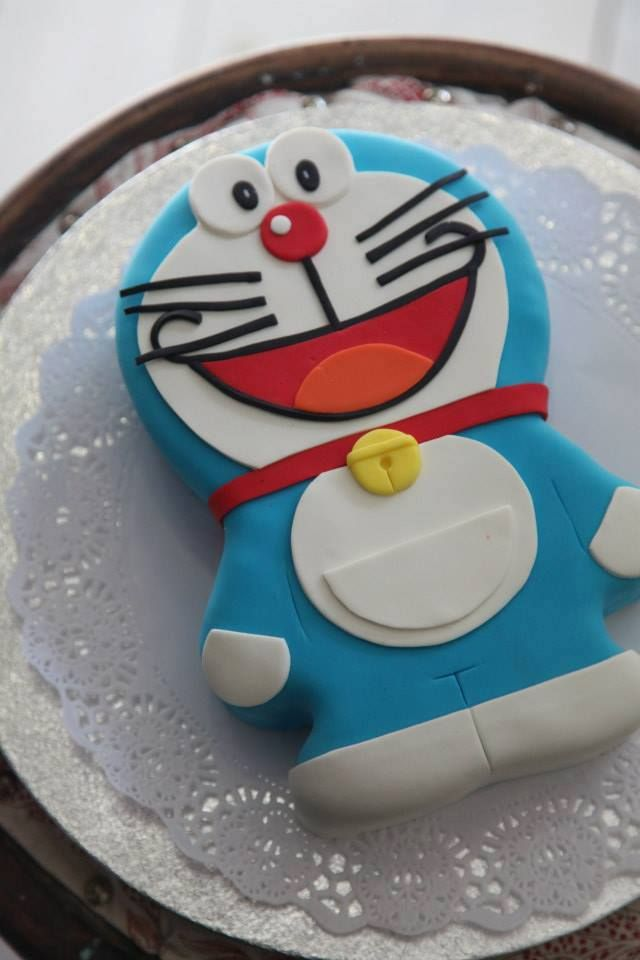 Best 25+ Doraemon Cake ideas on Pinterest Fondant ...