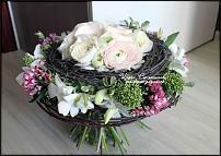 www.floristic.ru - Bloemisten. Boeketten op skeletten