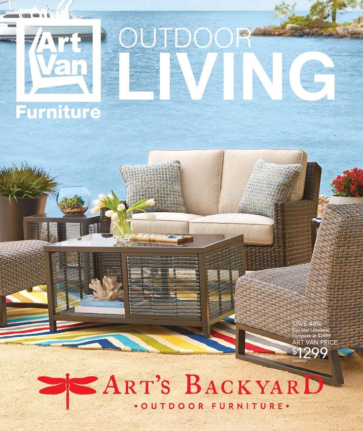 Artu0027s Backyard Is Michiganu0027s Destination For Everything Outdoors. We Carry  The Largest In Stock Assortment Of Outdoor Furniture Including Seating, ...