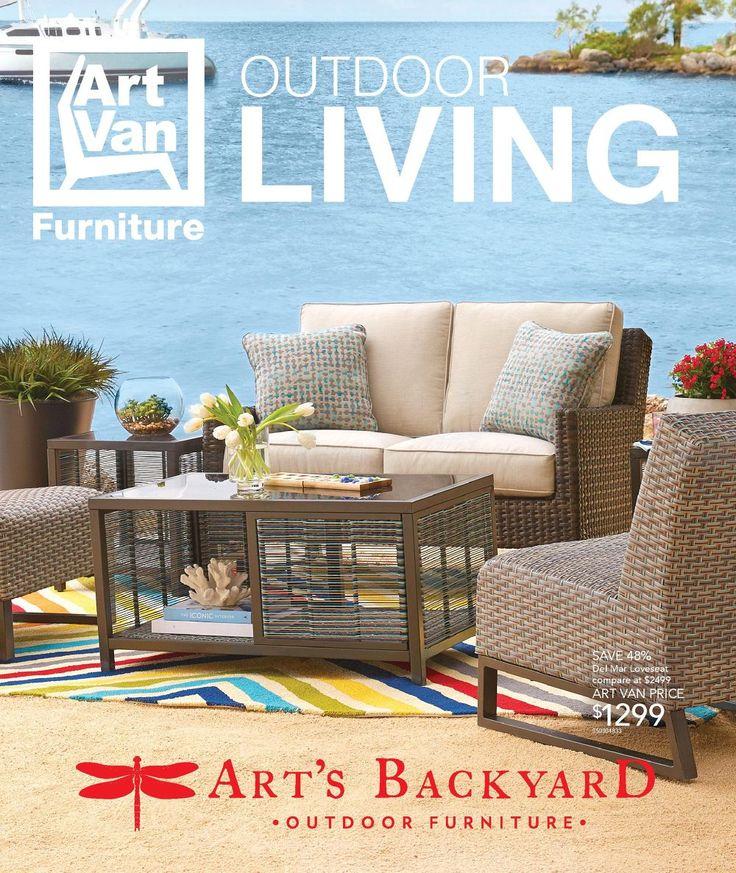 The 2016 Artu0027s Backyard Catalog Is Here! Artu0027s Backyard Is Michiganu0027s  Destination For Everything Outdoors. Art VanOutdoor Furniture BackyardsMichiganOutdoor ...