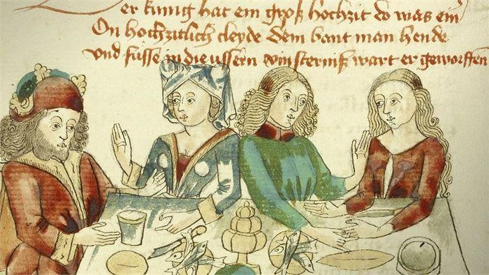 Ny forskning: Det var usundt at være rig i middelalderen | Kultur | DR