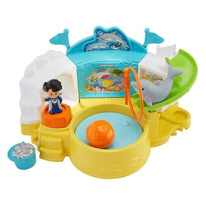 Fisher-Price® Little People Aquarium visit- Available in August!