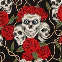 "Alexander Henry - Kollektion ""Nicole´s Prints"" - The Rose Tattoo"