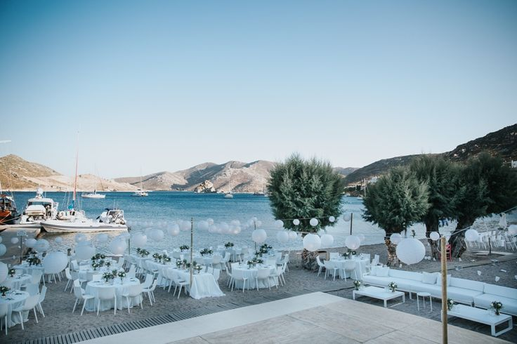 You may use the elegant banquet room into the conference area, the interior of «Apocalypsis» restaurant or the outdoor area, by the sea. Both our professional staff and event planners at Patmos Aktis Suites & Spa, are by your side from start to finish, giving importance even to the smallest detail, since they realize what actually makes a difference.