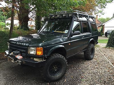 land rover discovery 2 off road - Google Search