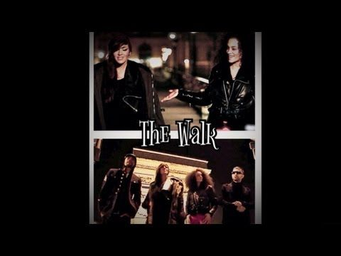Evaanz - The Walk feat. Holistic and Jenny Bapst - YouTube