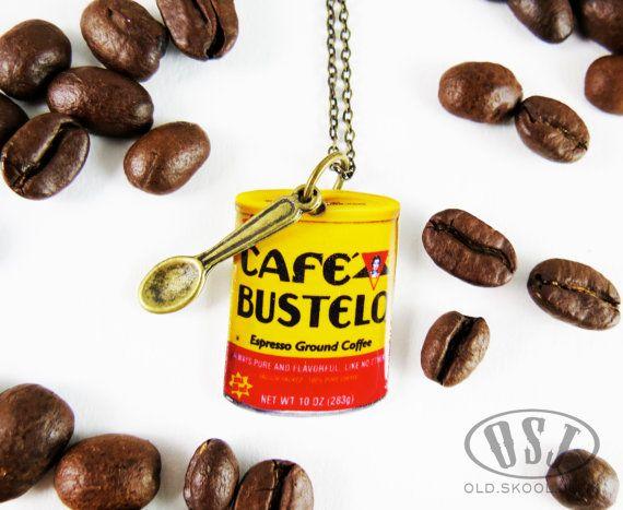 Cafe Bustelo Espresso Coffee Caffeine Addict by oldskooljunk, $14.00