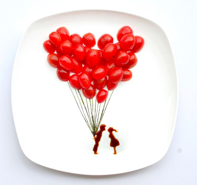 Go play with your food - Hither and Thither