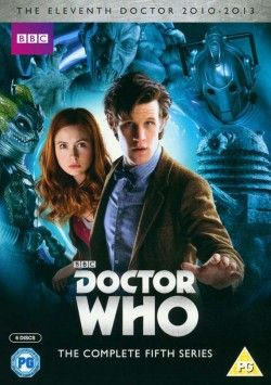 Complete Series 5 - Doctor Who (DVD) - imusic.dk, 170kr