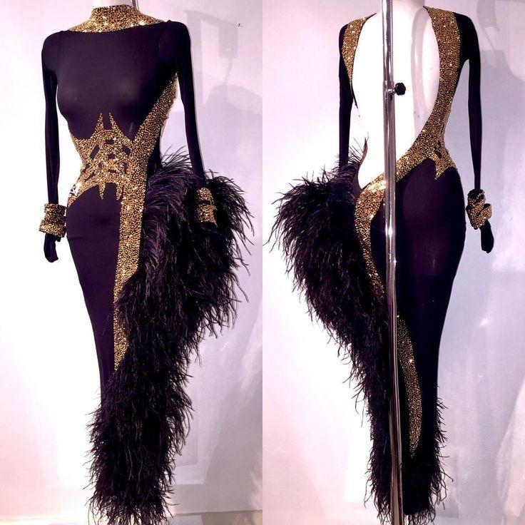192 best Ballroom Costumes images on Pinterest   Ballroom costumes ...