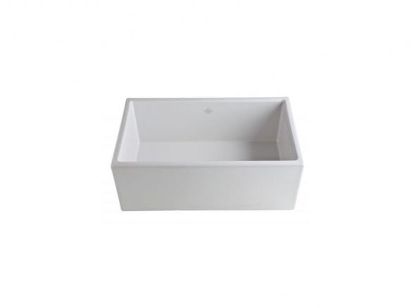 Shaw's Contemporary Classic Fireclay Sink