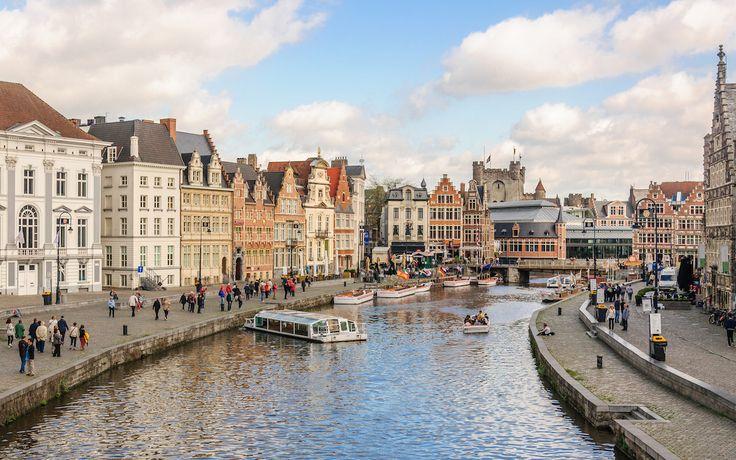 http://www.guide-evasion.fr/quand-partir/printemps/ponts-de-mai-2016-3-destinations-de-derniere-minute/ #visitgetn gent ghent belgium europe travel visit tourism weekend citytrip