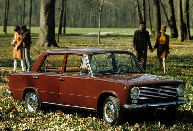 Fiat 124 (1966-1974)