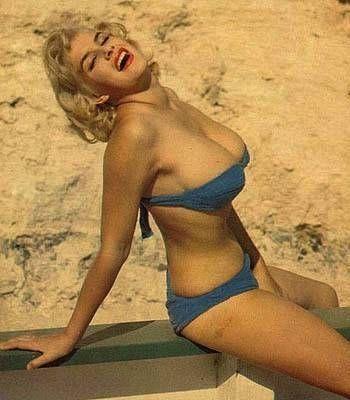 June Wilkinson A Bombshell Actress Model Amp Singers